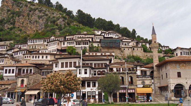 Berat, miasto muzeum z tysiącem okien