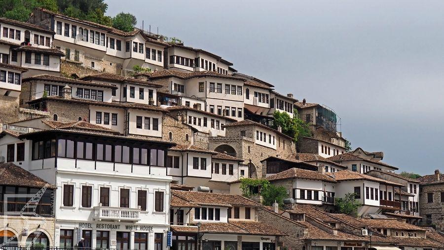 Miasto-muzeum Berat