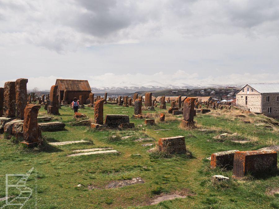 Stelle na cmentarzu Noratus