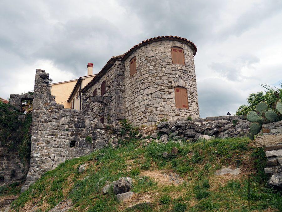 Średniowieczne miasteczko
