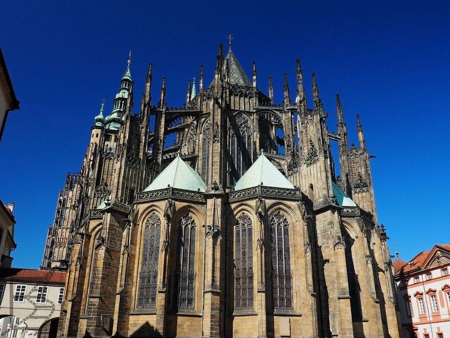 Katedra (Praga)