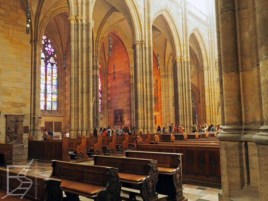 Wnętrza katedry