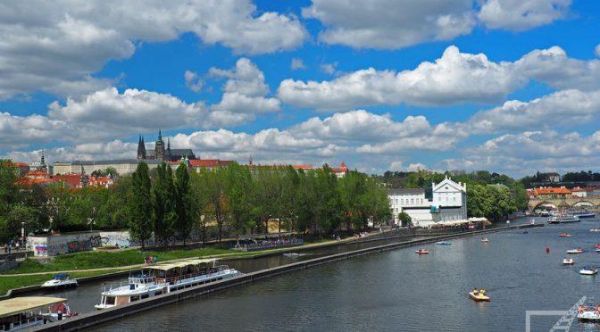 Praga, zwiedzanie na filmowo (Bond, Bourne i inne)