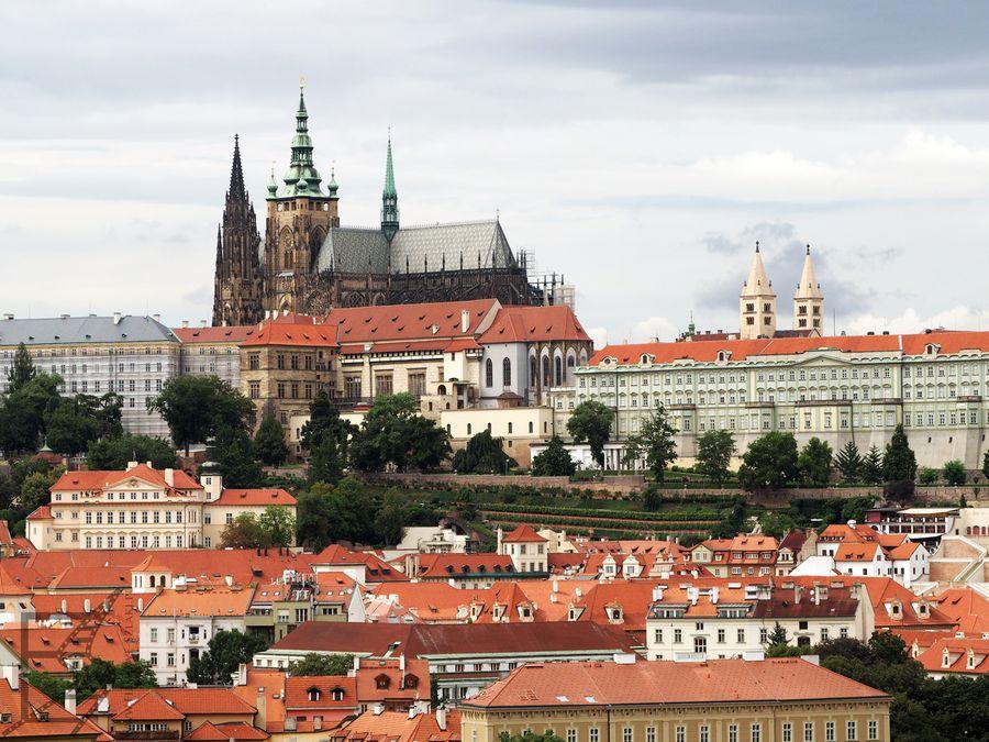 Hradczany i katedra