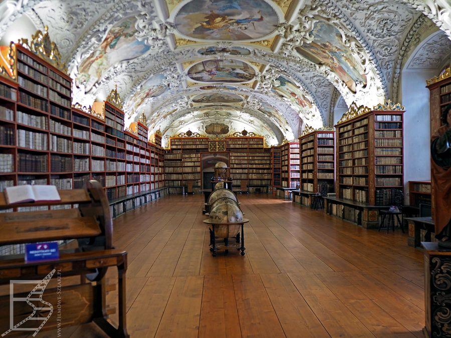 Biblioteka (Klasztor na Strahowie, Praga)