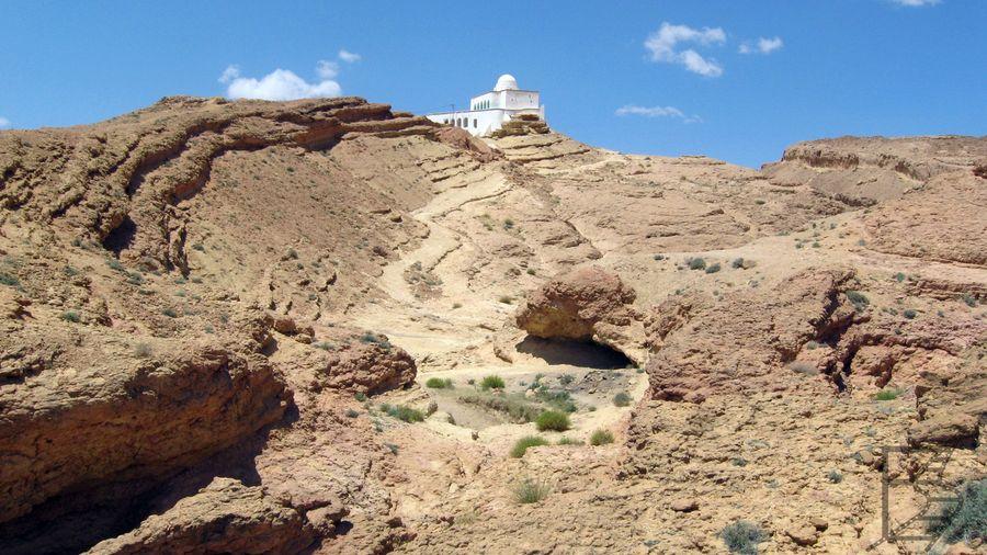 Sidi Bouhlel i marabut