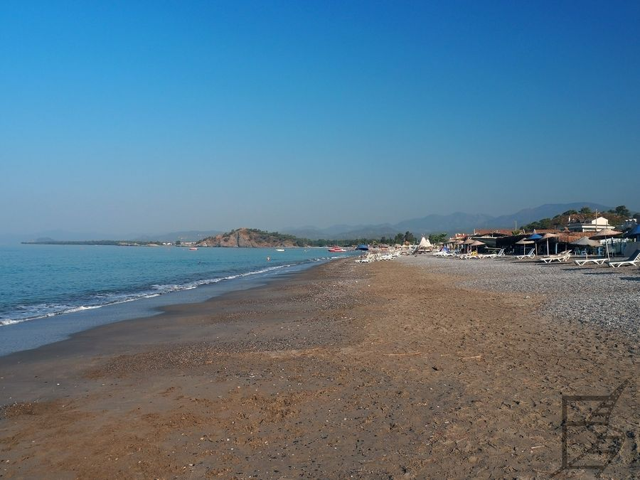 Plaża w Fethiye posłużyła jako lokacja dla przygód Jamesa Bonda