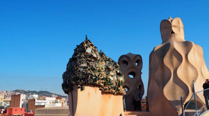 Barcelona śladami Gaudiego, gotyku, secesji i filmów