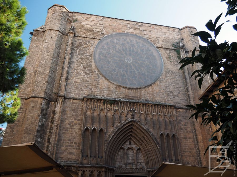 Kościół Santa Maria del Pi