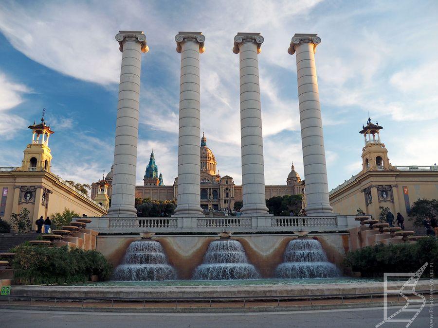 Kolumny (Barcelona)