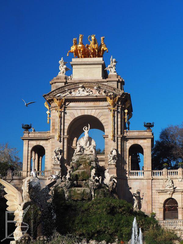 Font de la Cascad (Barcelona)