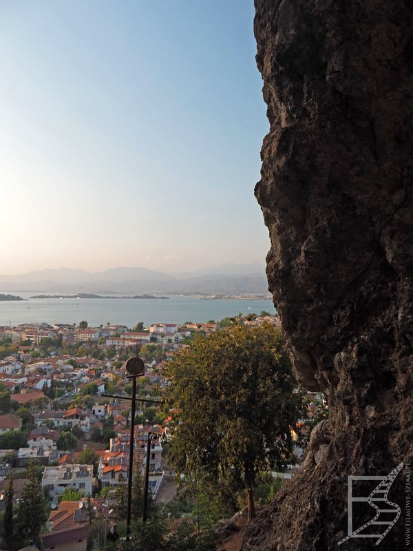 Widok na Fethiye