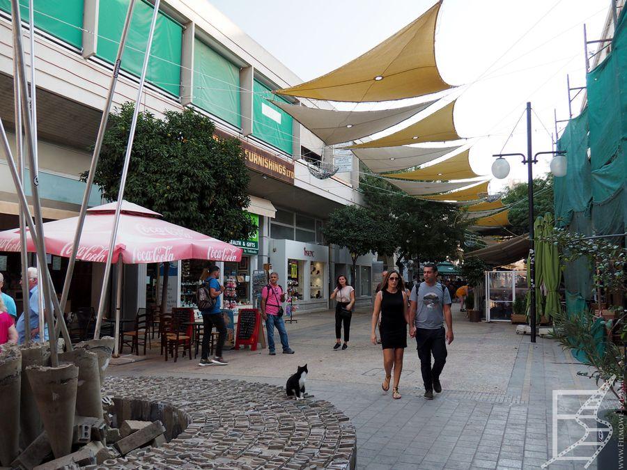 Przejście graniczne między Nikozjami