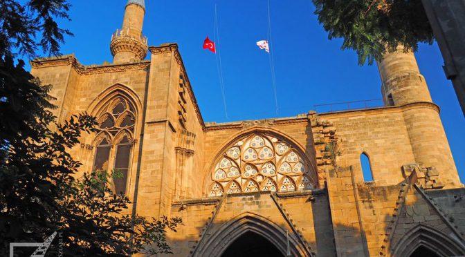 Nikozja, miasto podzielone murem