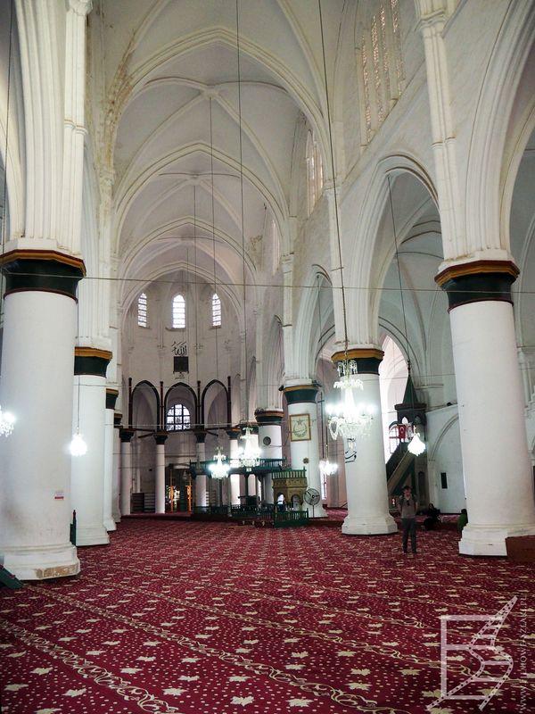Meczet Selima, czyli dawna katedra