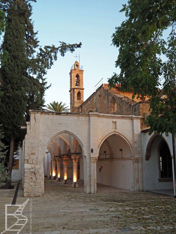 Cerkiew ormiańska po stronie północnej