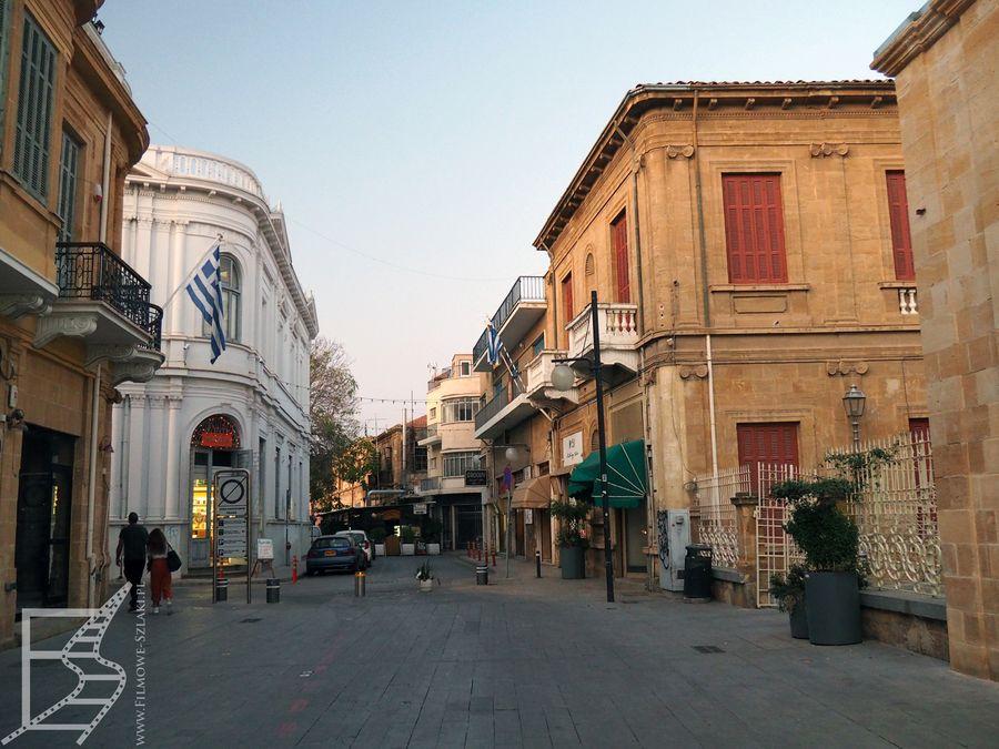 Uliczki Nikozji