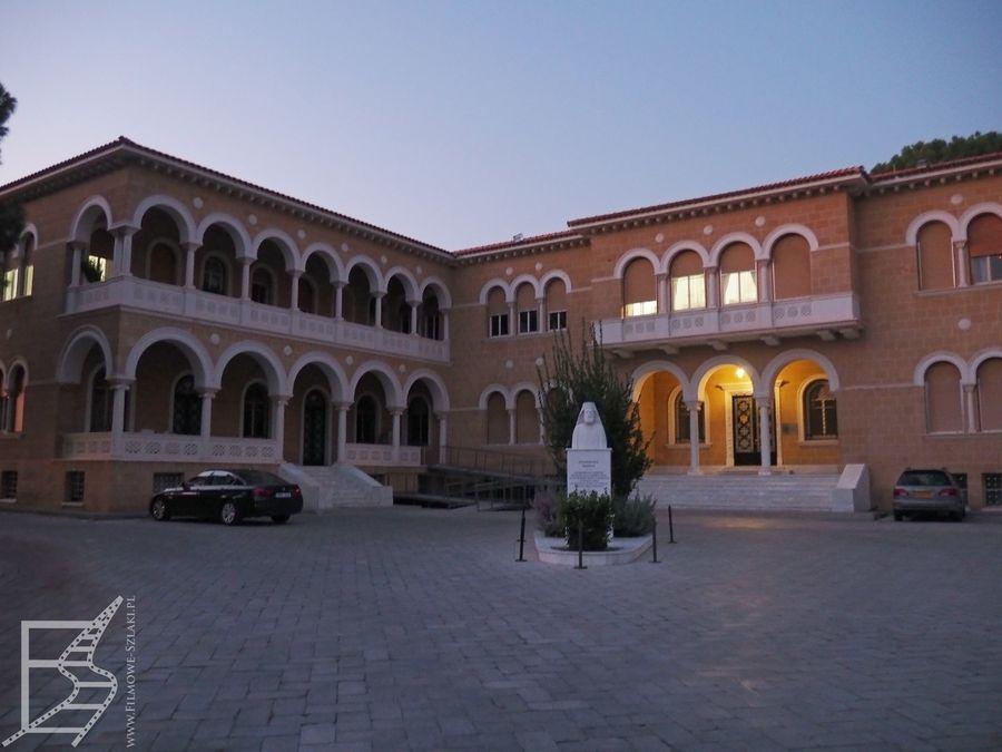 Pałac biskupi (Nikozja)