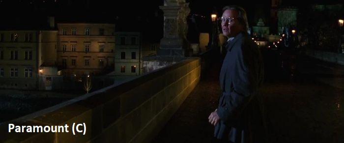 "Most Karola w ""Mission: Impossible"" (Praga)"
